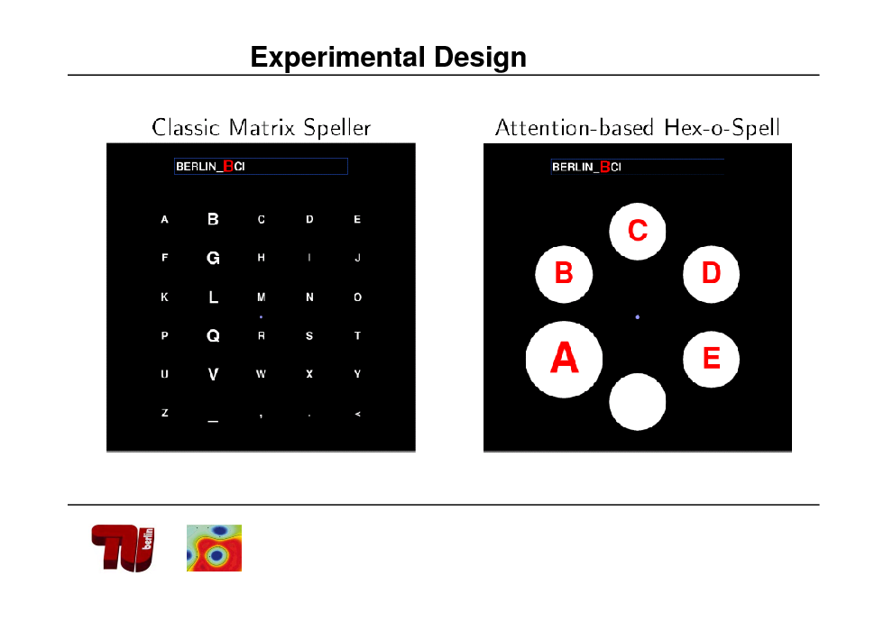 Slide: Experimental Design