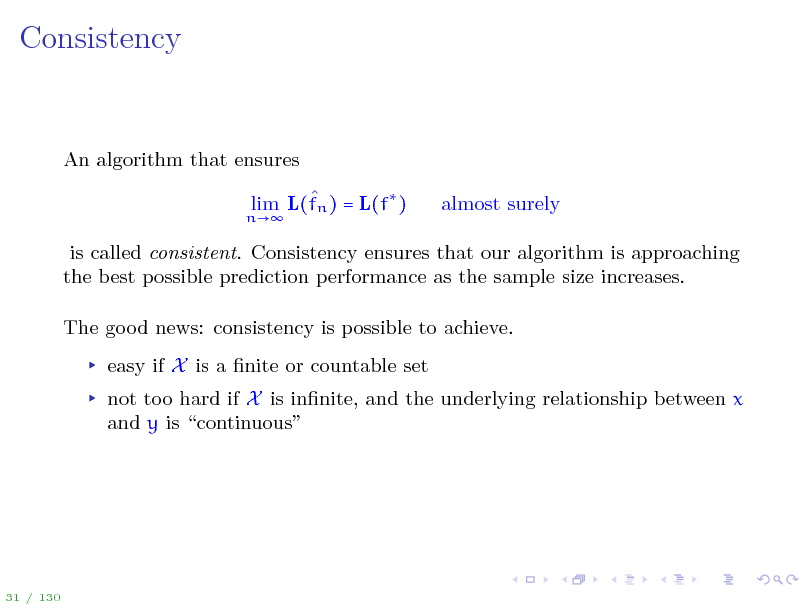 Slide: Consistency